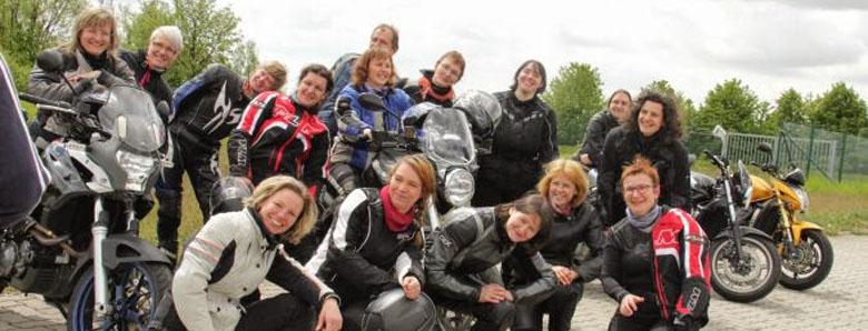 Frauentraining_Motorrad
