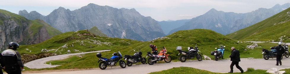 Karnische und Venetische Alpen
